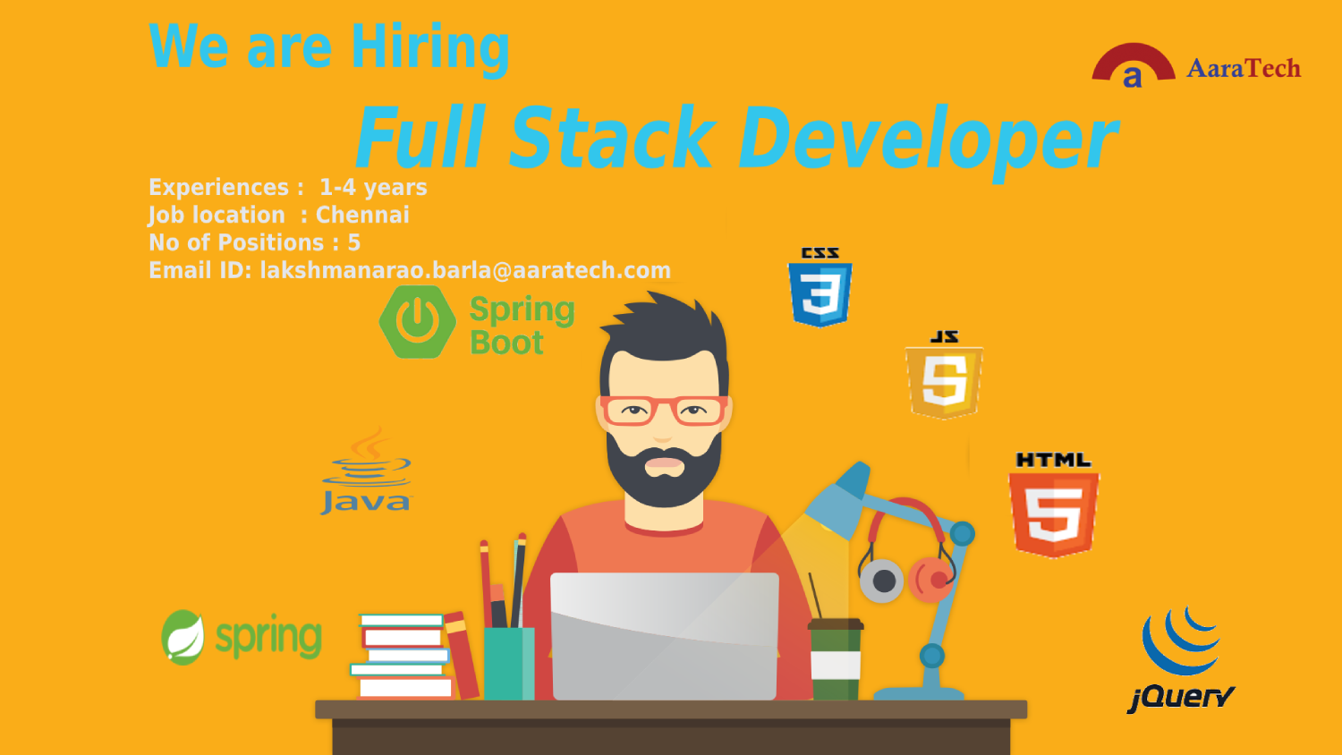 Java Full Stack Developer